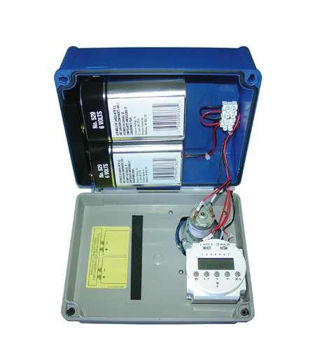 Drain Battery